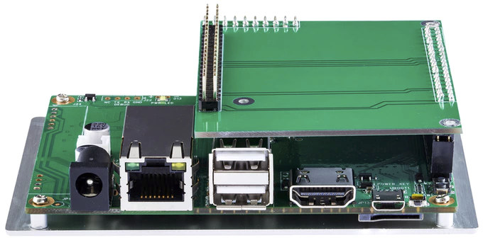 X-Project Raspberry Pi HAT Adapter
