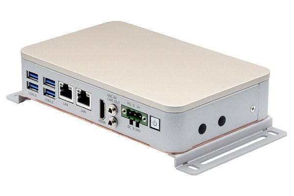 AAEON BOXER-8310AI rugged fanless mini PC