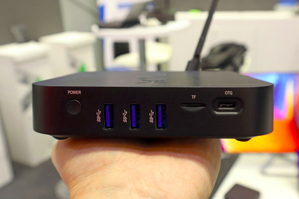 Amlogic S922XJ TV Box
