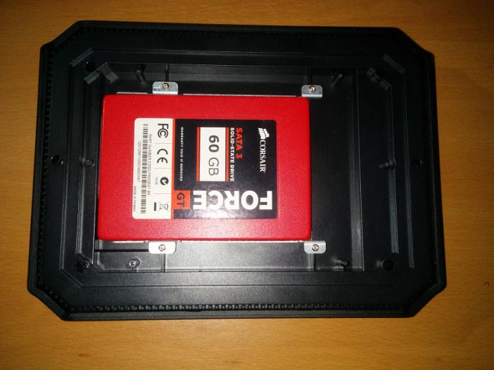 CHUWI Gbox Pro SSD installation