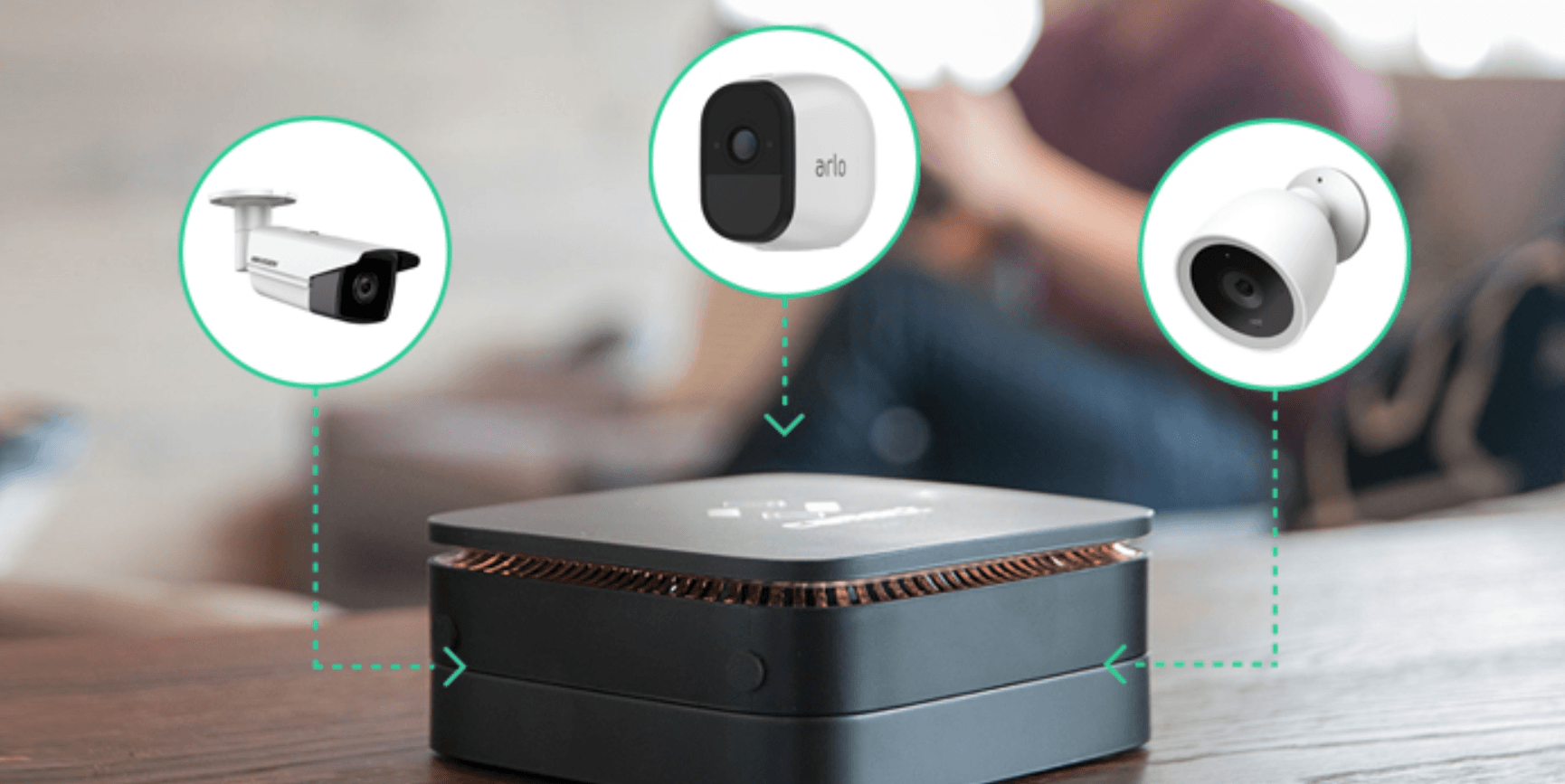 Camect Smart Camera Hub