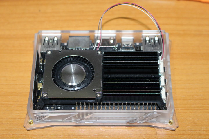 Khadas VIM3 Heatsink Fan