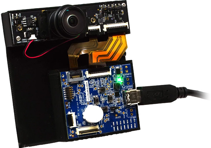 NXP i.MX106F Face Recognition Development Kit