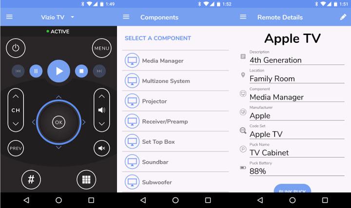 PUCK Remote App