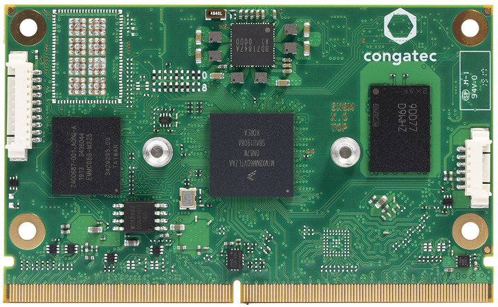 Congatec conga-SMX8-Mini is a SMARC 2 0 Module based on NXP