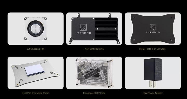 VIM3L Accessories