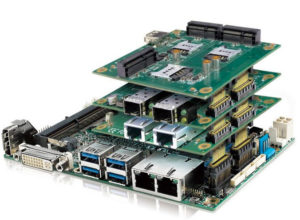 Vecow SBC SUMIT Expansion Boards