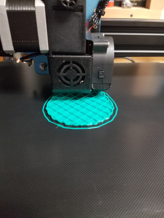 first layers