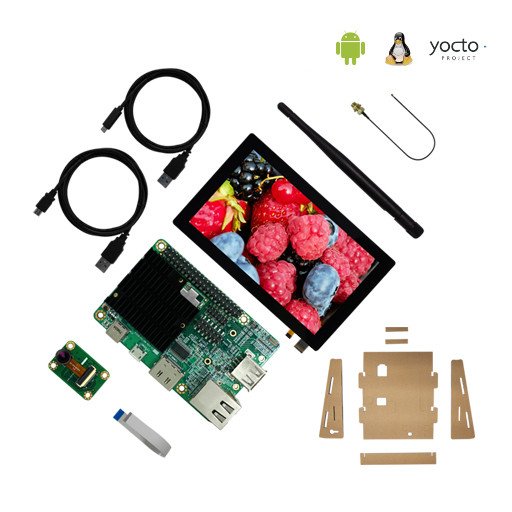 PICO-PI-IMX8M Evaluation Kit