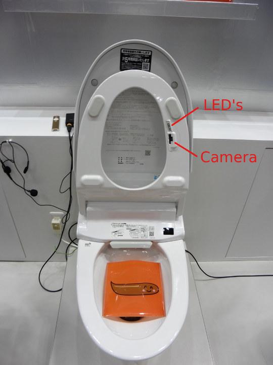 AI-based Toilet