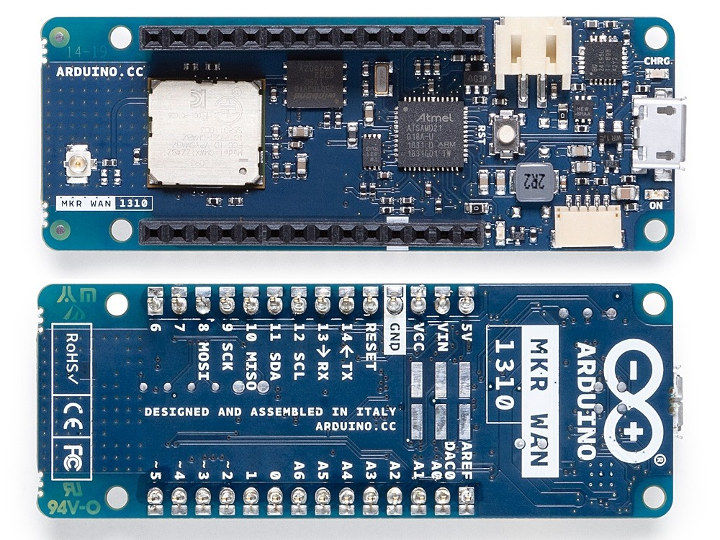 Arduino LoRa Board 2MB Flash