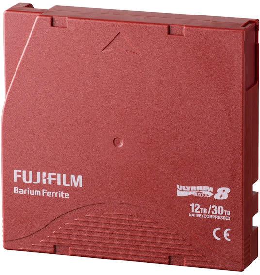 Fujifilm 12TB Magnetic Tape