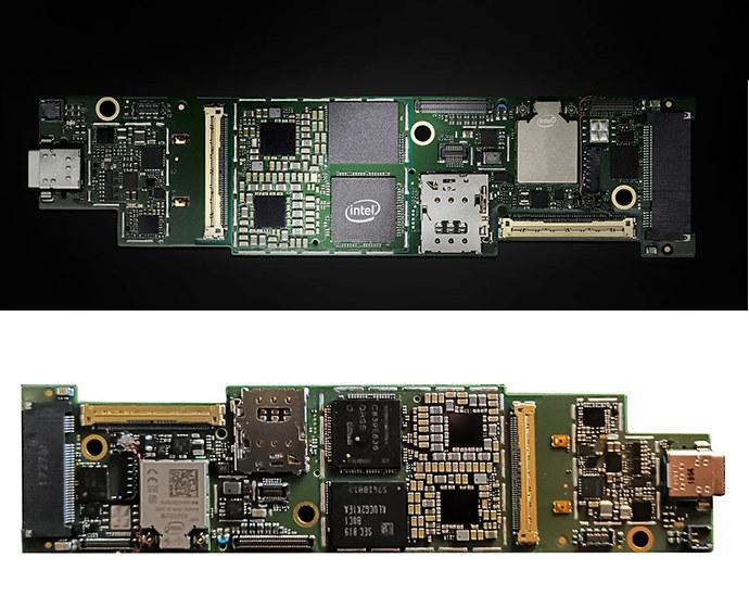 Intel LakeField Processor