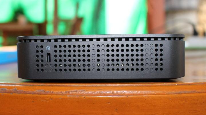 MINIX Mini PC Kensington Lock Hole