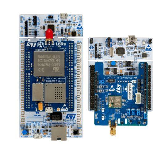 LoRa Development Packs (LRWAN2 NUCLEO STARTER)