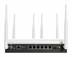 PL-82000 Denverton Fanless Network Appliance
