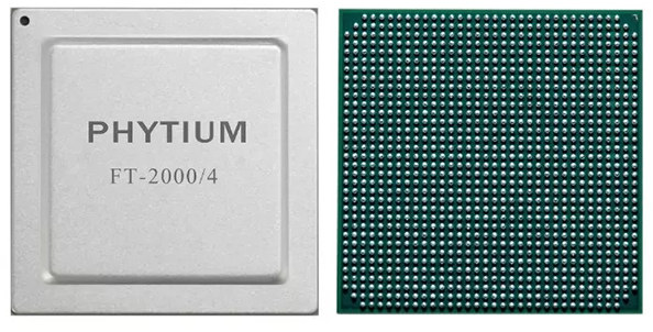 Phytium FT-2000/4