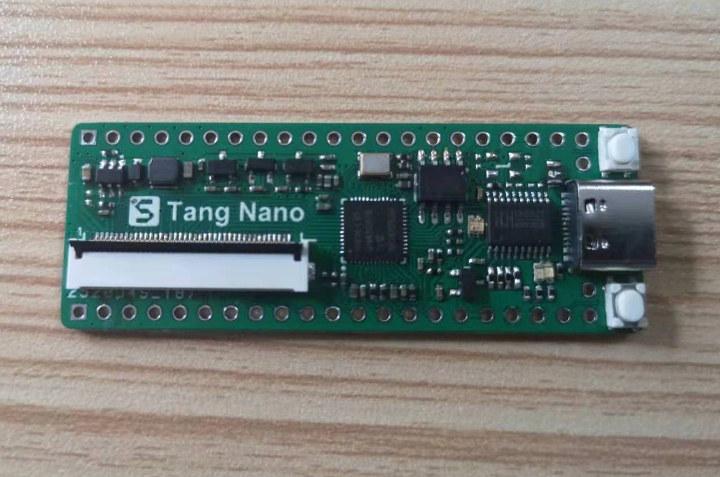 Sipeed Tang Nano FPGA Board