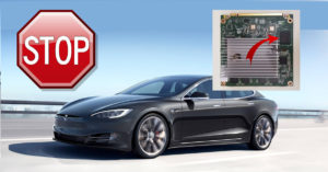 Tesla eMMC Flash