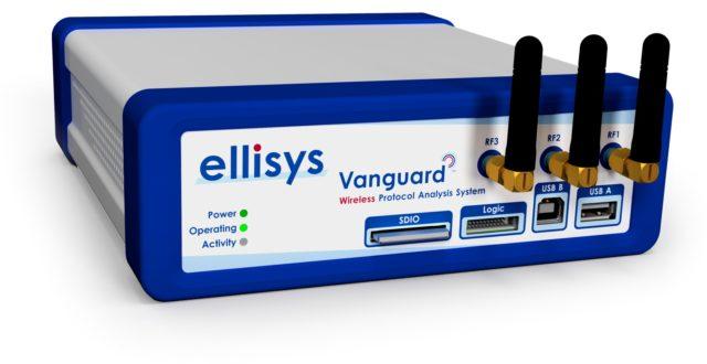 Ellisys Bluetooth Vanguard Advanced All-in-One Bluetooth® Analysis System