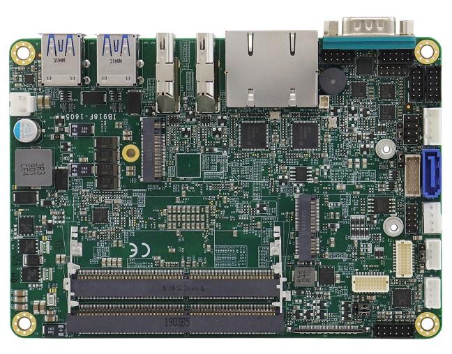 AMD Ryzen Embedded SBC