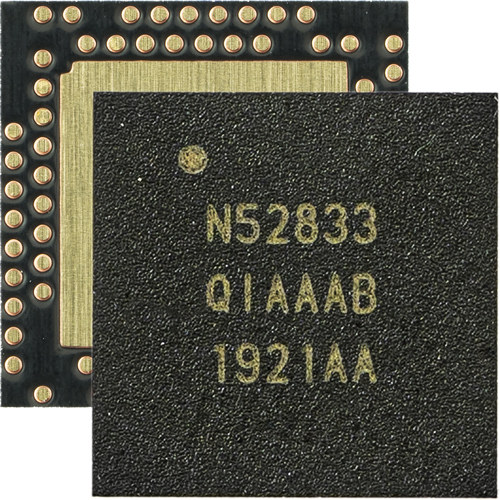 nRF52833 Bluetooth 5.1