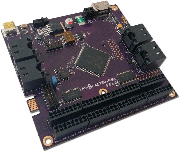 Pixblaster MS1