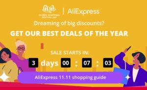 Aliexpress Global Shopping Festival 2019