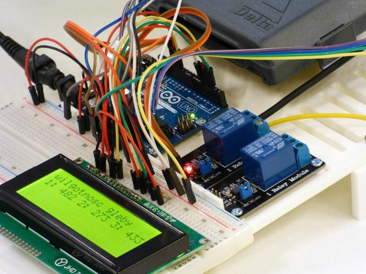 Arduino Breadboard Prototype