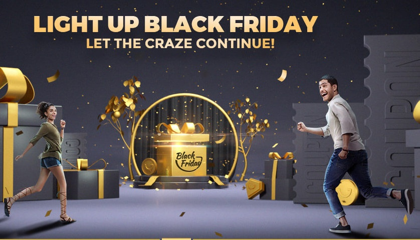 Black Friday 2019 GearBest