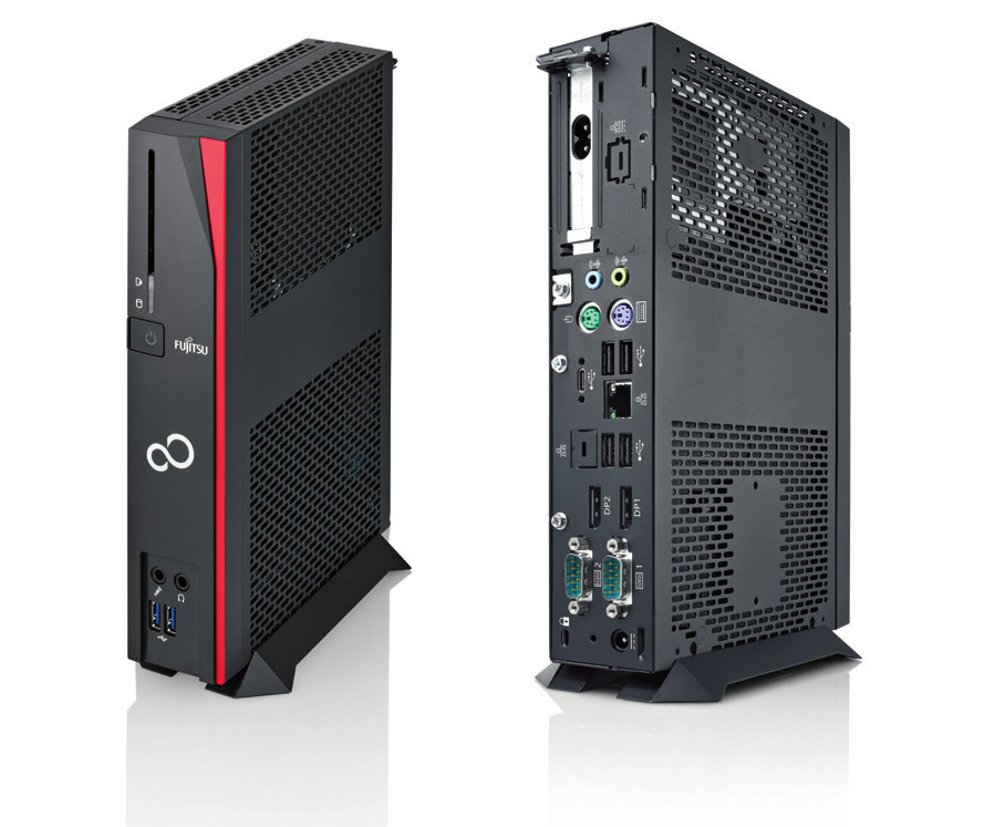 Fujitsu FUTRO-Gemini Lake Refresh Thin -Client