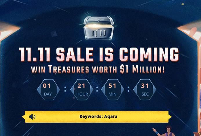 GearBest 11.11 2019 Sale