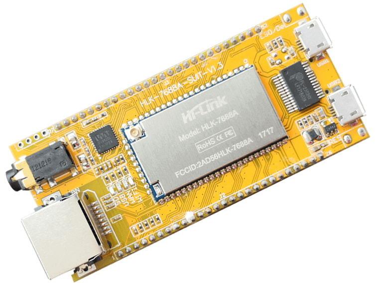 HLK-7688A Development Board