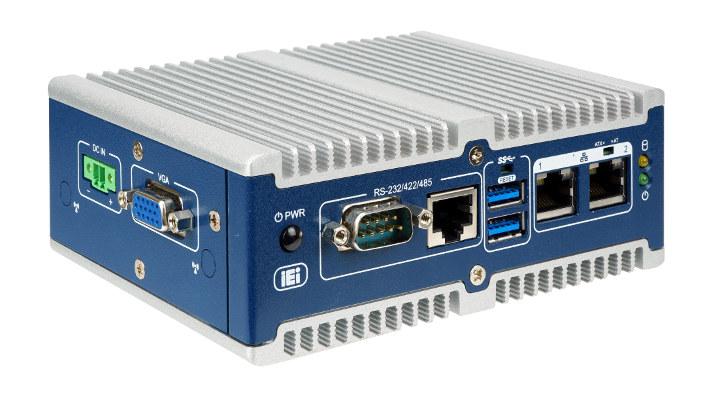 ITG-100AI Myriad X Embedded Mini PC