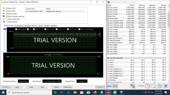 MINIX CPU Throttling in Windows