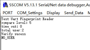 SSCOM serial data debugger
