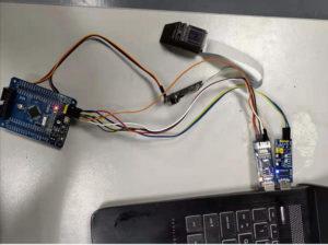 STM32 Fingerprint TFT LCD
