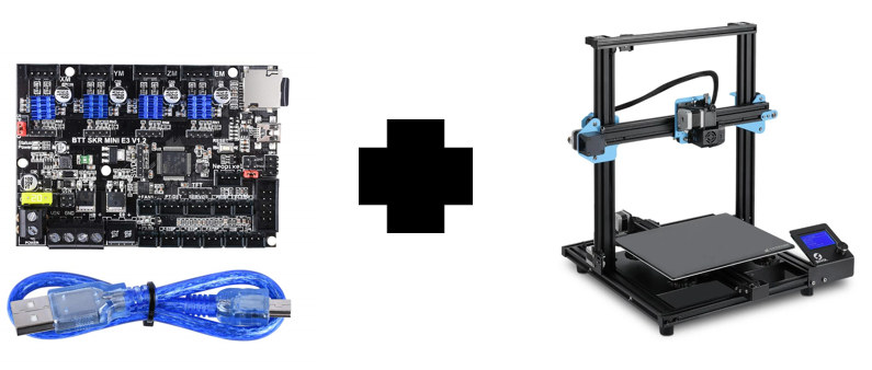 Sovol SV01 Upgrade: Bigtreetech SKR mini E3