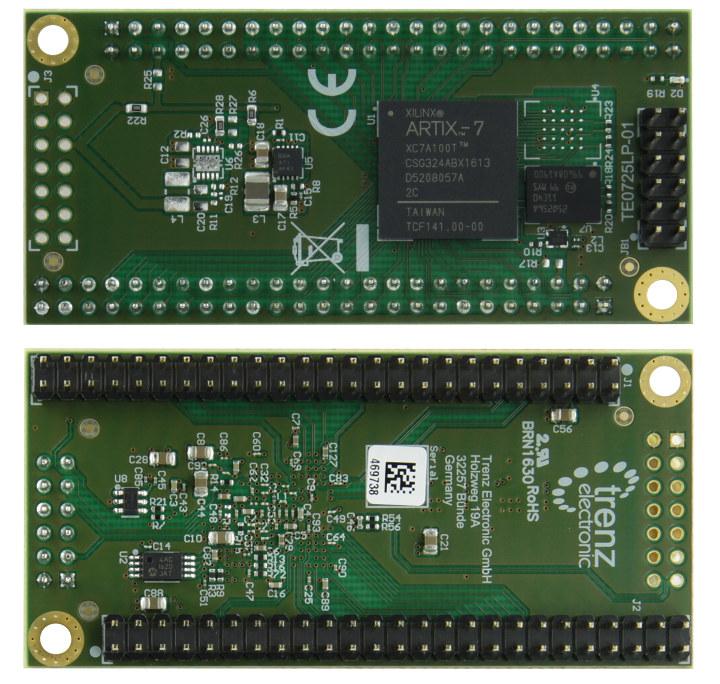Trenz Xilinx Artix-7 FPGA Module