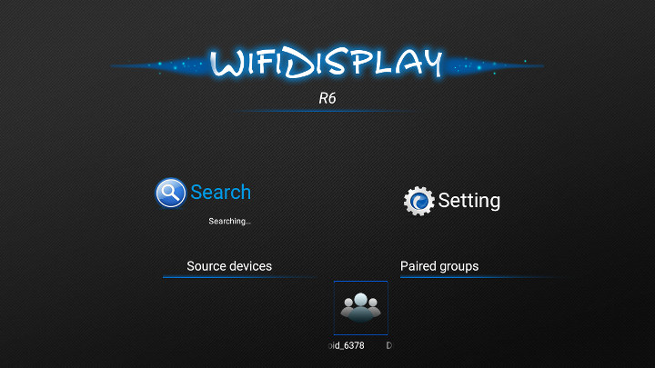 WiFi Display