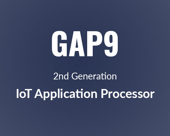 GAP9 IoT Application Processor