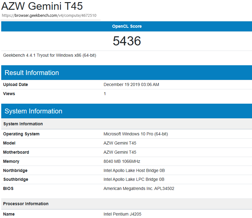 Gemini-T45-windows-geekbench4-compute
