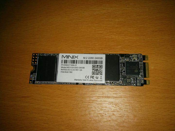 MINIX M.2 SSD