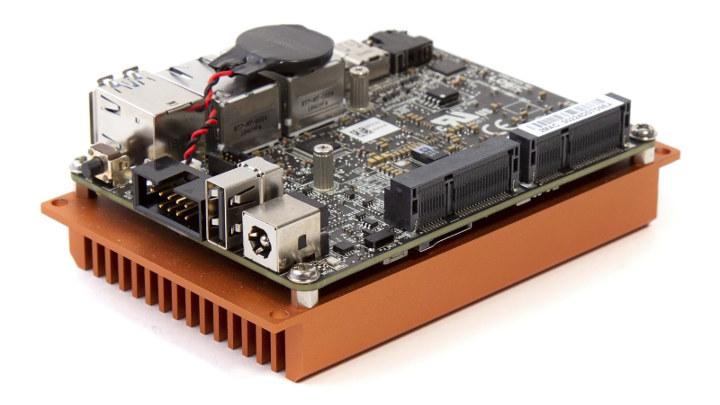 OnLogic EPM163 Apollo Lake Pico-ITX SBC