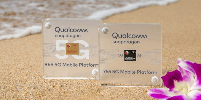 Qualcomm-Snapdragon 865 / 765 5G Mobile Platform