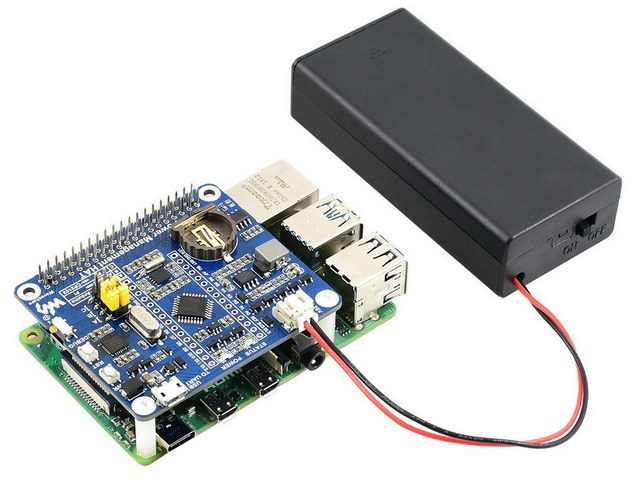 Raspberry Pi Power Management HAT