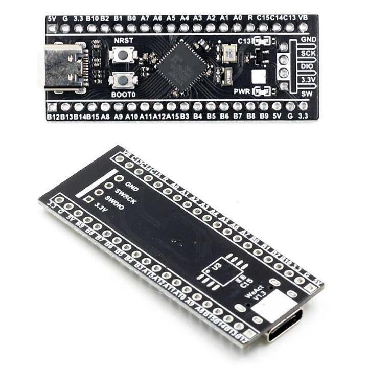STM32F4 Black Pill Board