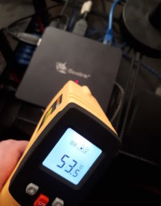 beelink t45 temperature