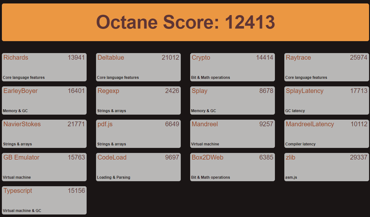 windows octane2 power limit 10W
