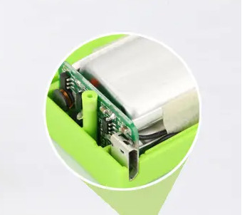 9V Battery Micro USB Charger